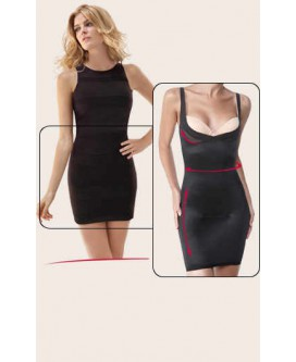 Combi Dress Slip Esbelta Janira
