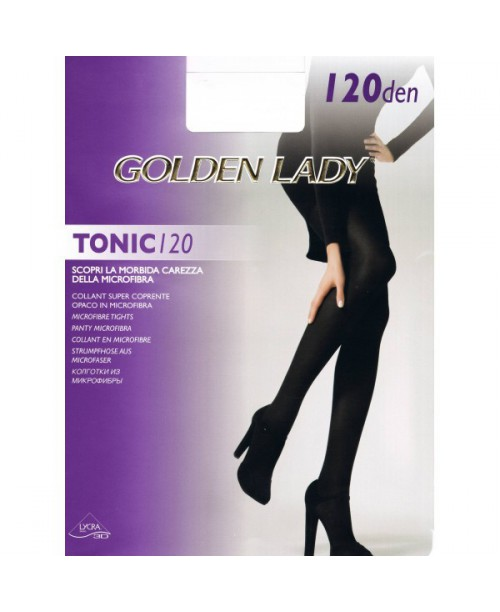 Tonic 120 Golden lady
