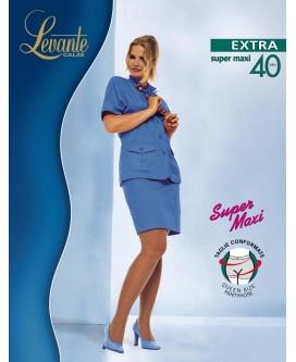 Panty Extra 40 Super Maxi Levante