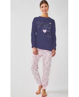 Pijama Love Romantic 2851 (Inv21) Diassi