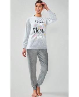 Pijama I Love You 2852 (Inv21) Diassi