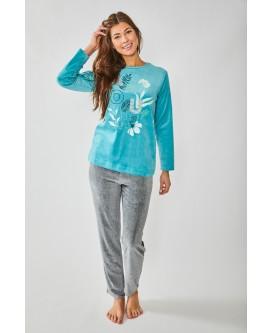 Pijama Amour 8958 (Inv21) Diassi